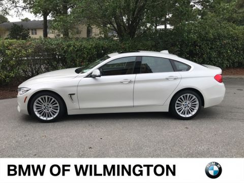 Certified Pre-Owned 2015 BMW 4 Series 428i Rear Wheel Drive Sedan