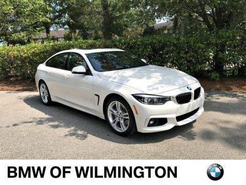 Pre-Owned 2018 BMW 4 Series 430i Rear Wheel Drive Hatchback