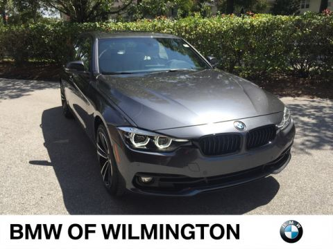 New 2018 BMW 3 Series 330i Rear Wheel Drive 4dr Car