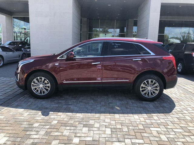 Pre Owned 2018 Cadillac Xt5 Luxury Awd Suv In Wilmington Cp1477