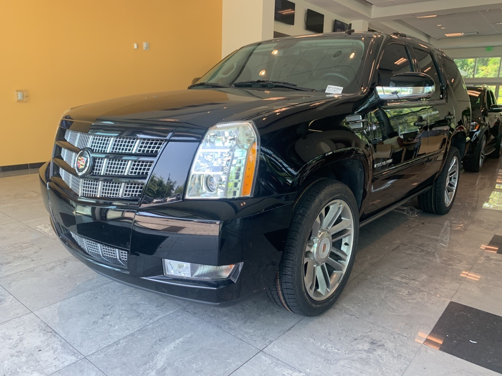 2014 Cadillac Escalade For Sale >> Pre Owned 2014 Cadillac Escalade Premium With Navigation