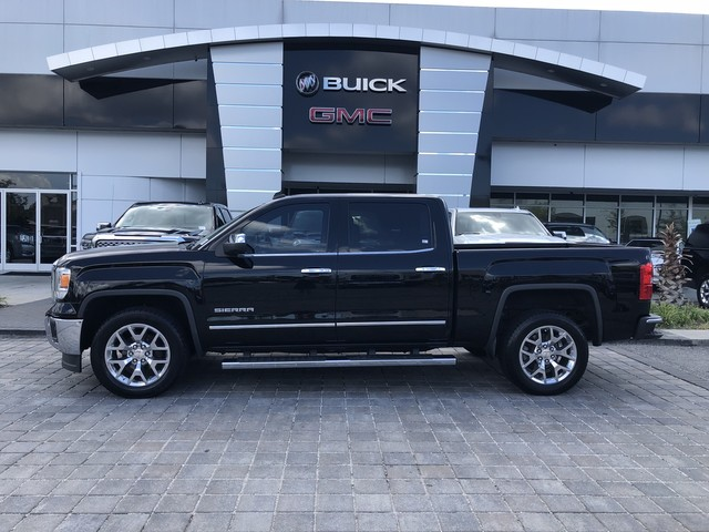 Pre Owned 2014 Gmc Sierra 1500 Slt Pickup Truck In Wilmington