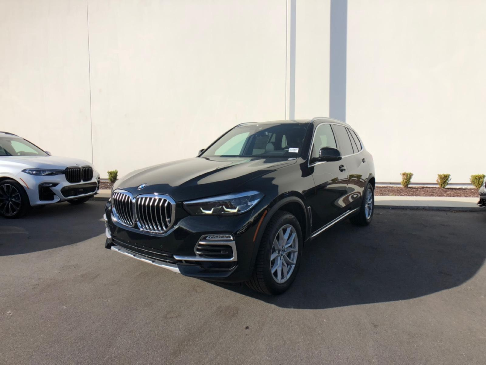 New 2020 BMW X5 xDrive40i SAV