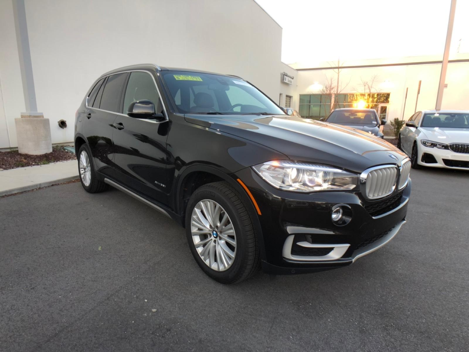 Certified Pre-Owned 2017 X5