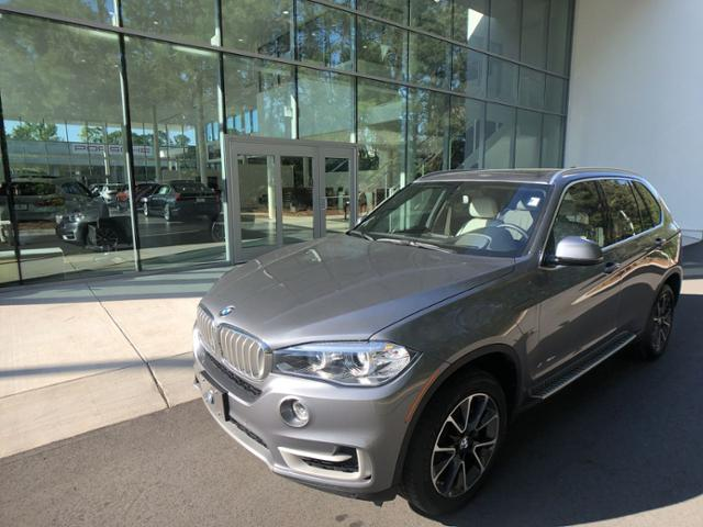 Certified Pre Owned 2017 Bmw X5 Xdrive40e Iperformance Sports Activ