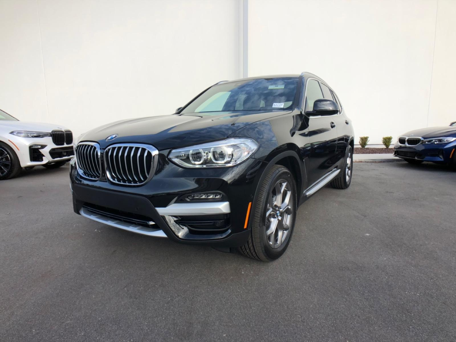 New 2020 BMW X3 xDrive30i SAV