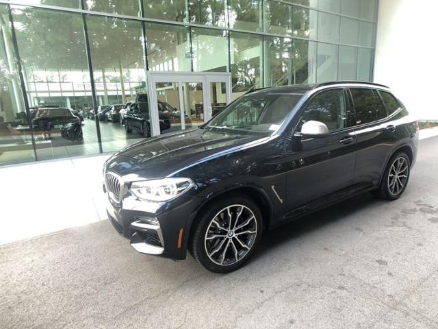 BMW Wilmington Nc >> New 2020 Bmw X3 M40i Sports Activity Vehicle With Navigation Awd