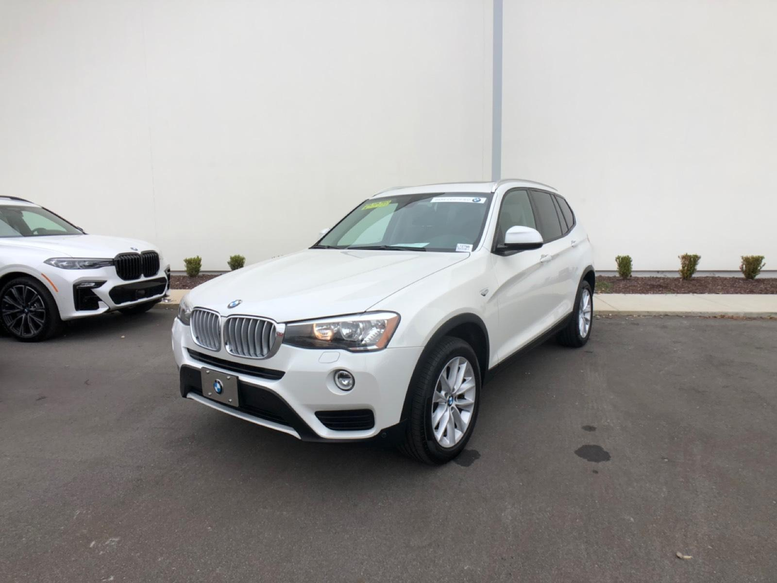 Certified Pre-Owned 2017 BMW X3 xDrive28i SUV