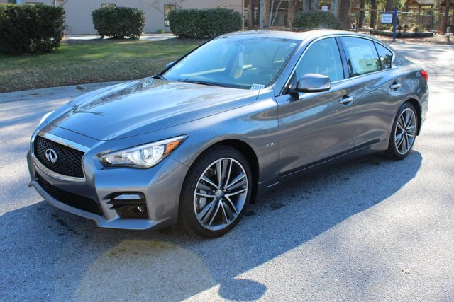 Pre Owned Infiniti Q50 >> Pre Owned 2017 Infiniti Q50 2 0t Sport Sedan In Wilmington I4833l