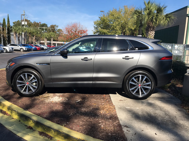 pre owned 2018 jaguar f pace 25t prestige suv in wilmington ja1694l bmw of wilmington. Black Bedroom Furniture Sets. Home Design Ideas