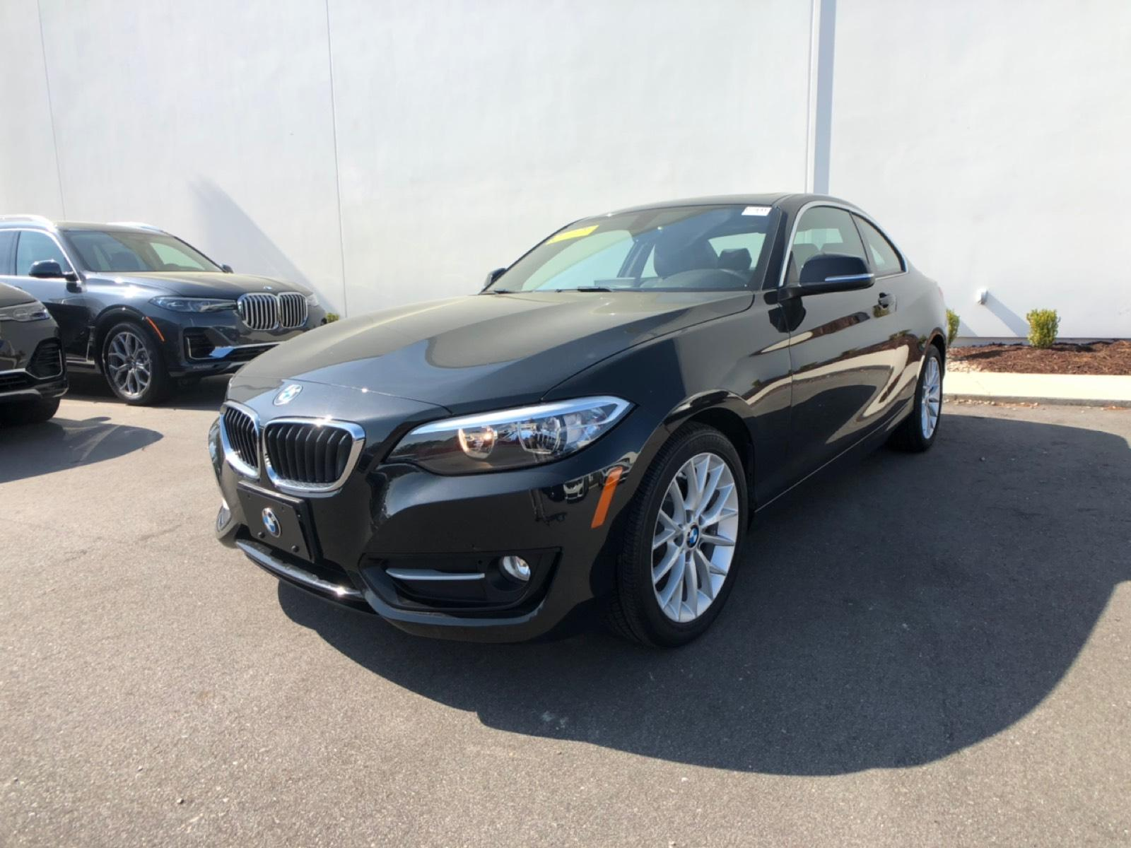 Pre-Owned 2016 BMW 228i Coupe