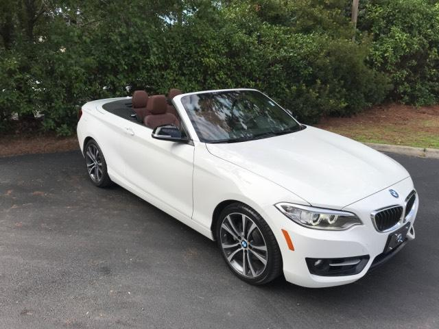 Pre-Owned 2015 BMW 228i Convertible
