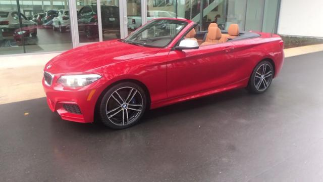 Certified Pre-Owned 2018 BMW 2 Series