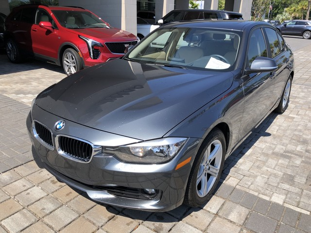 Pre-Owned 2015 BMW 3 Series For Sale Wilmington NC | #B2270A