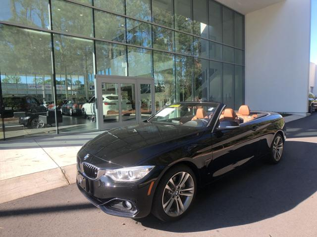 Pre Owned 2016 Bmw 4 Series 2dr Conv 435i Rwd