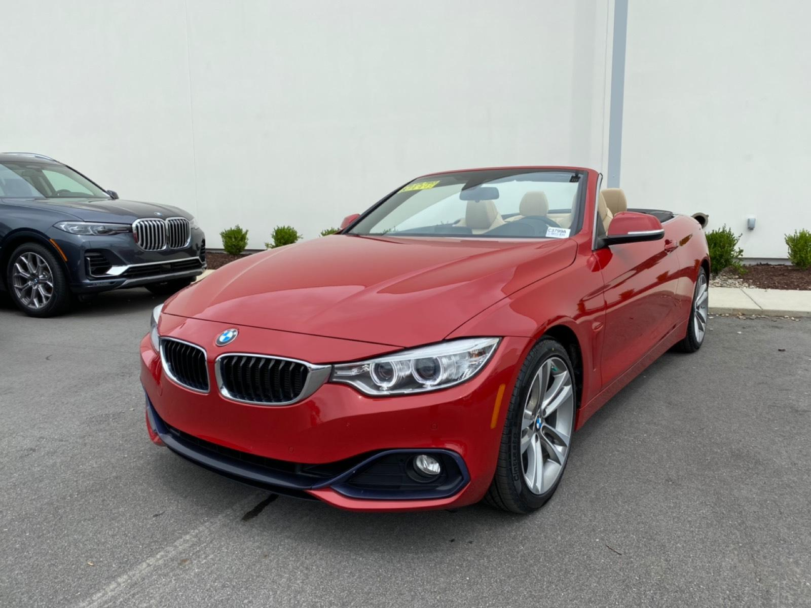 Pre-Owned 2016 BMW 428i Convertible