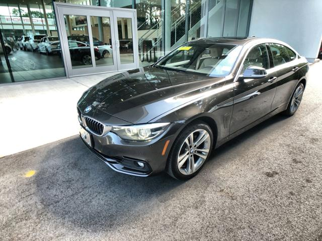 BMW Pre Owned >> Certified Pre Owned 2019 Bmw 4 Series 430i Xdrive Gran Coupe With Navigation Awd