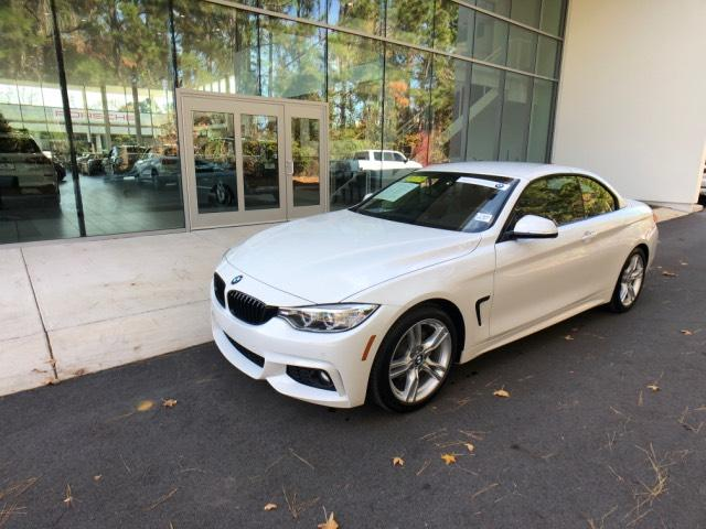 Certified Pre-Owned 2017 BMW 4 Series 430i Convertible SULEV