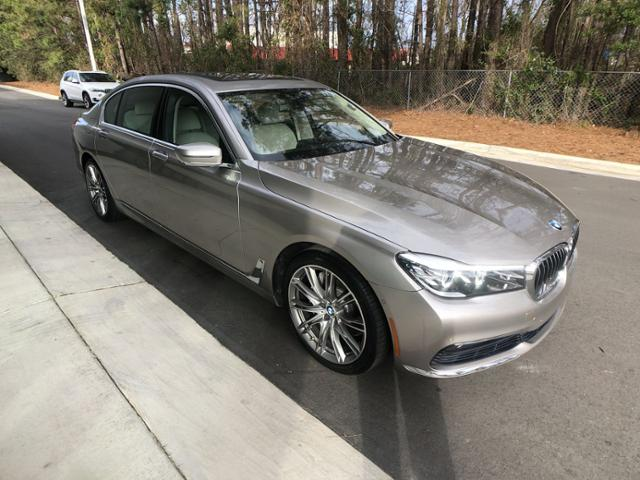 Certified Pre-Owned 2017 BMW 7 Series 740i Sedan