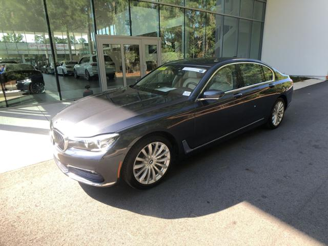 Certified Pre-Owned 2016 740i