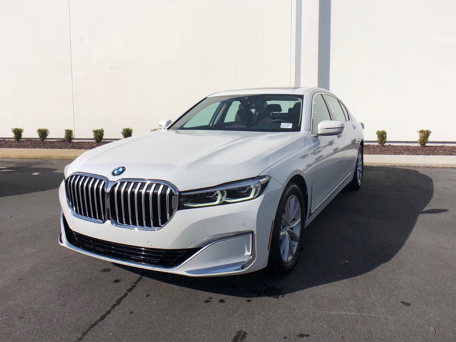New 2020 BMW 740i xDrive Sedan