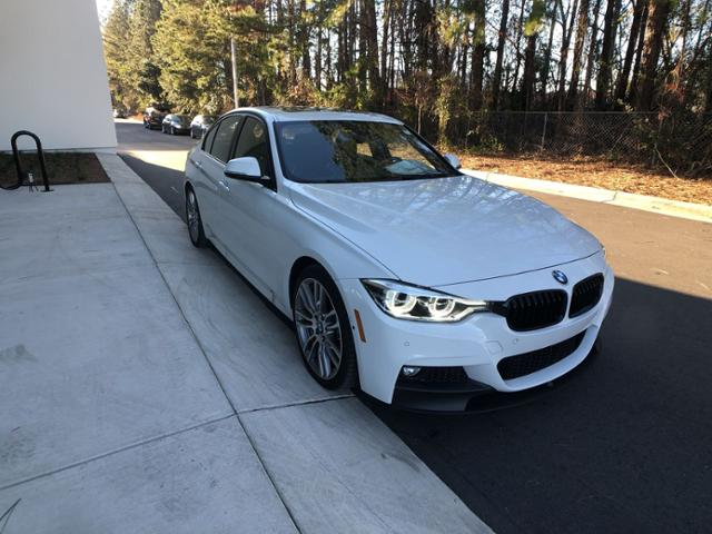 New 2018 BMW 3 Series 340i Sedan