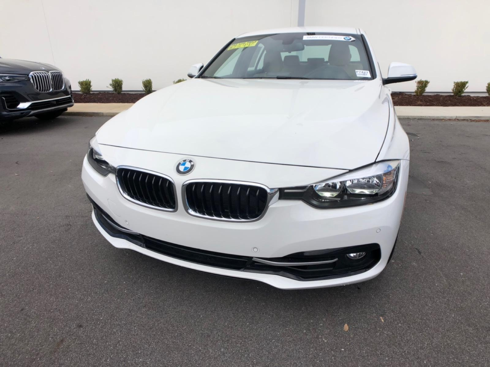 Certified Pre-Owned 2017 BMW 330i Sedan