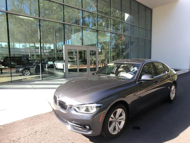 Certified Pre-Owned 2018 BMW 3 Series 330i Sedan