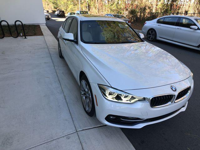 Pre-Owned 2018 BMW 3 Series 328d Sedan