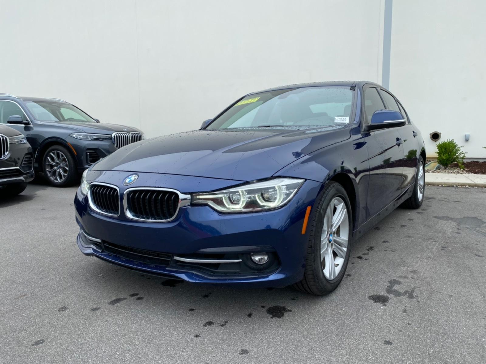 Certified Pre-Owned 2016 BMW 328i Sedan