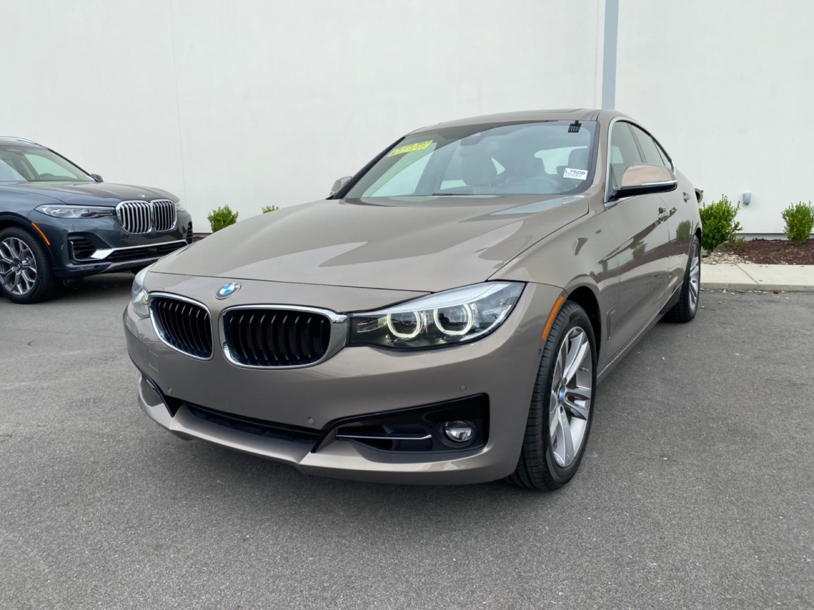 Certified Pre-Owned 2017 BMW 330i xDrive Sedan