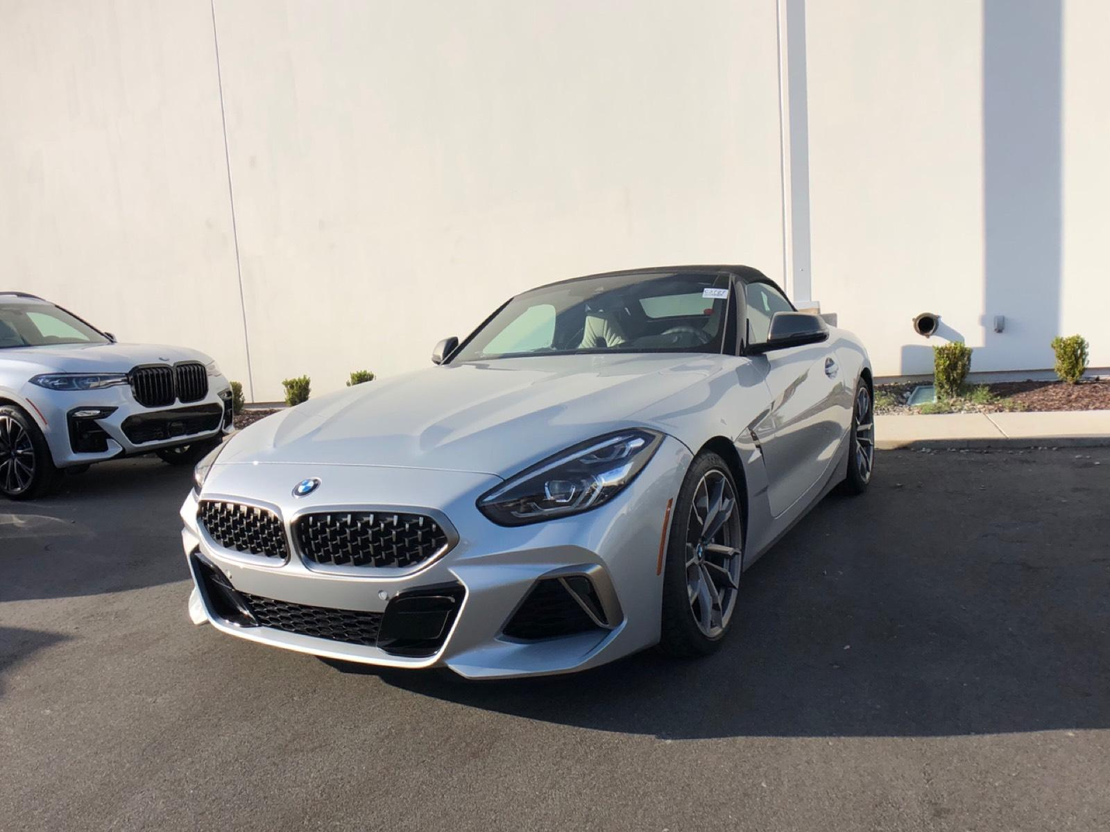 New 2020 BMW Z4 sDriveM40i Convertible