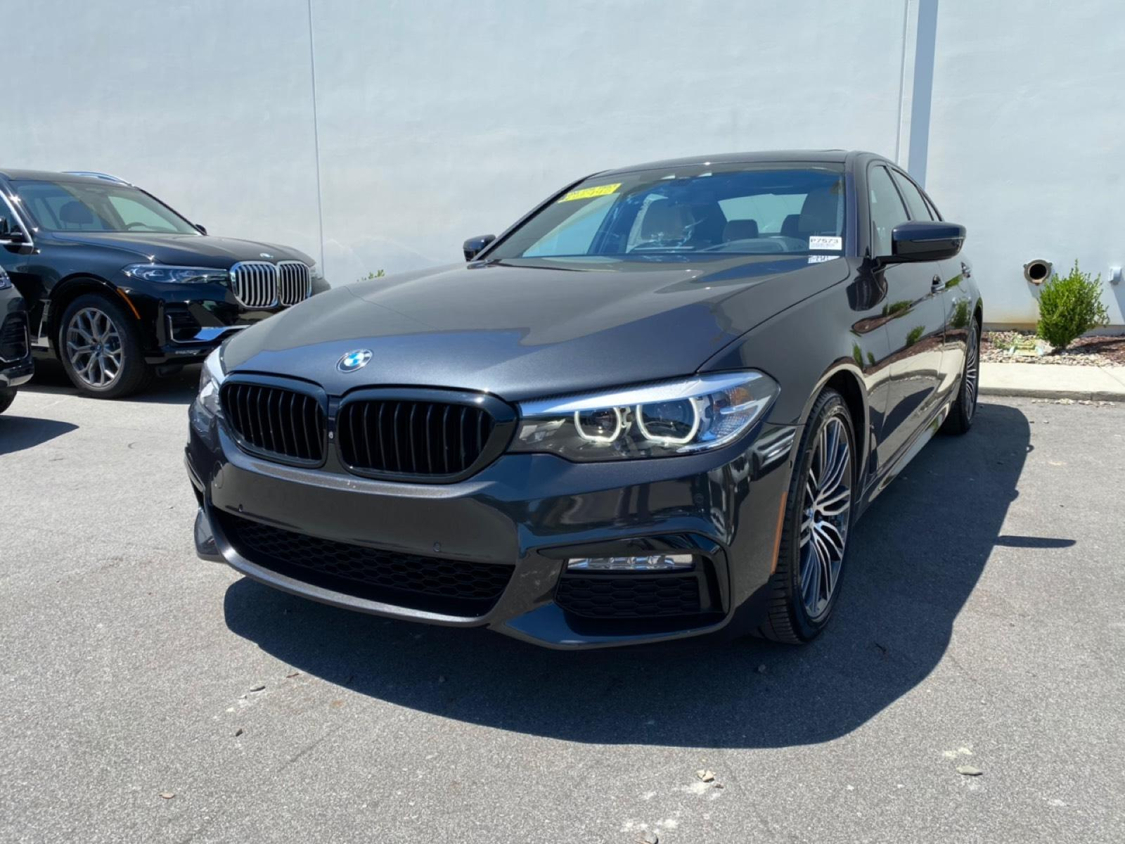 Certified Pre-Owned 2017 530i M Sport