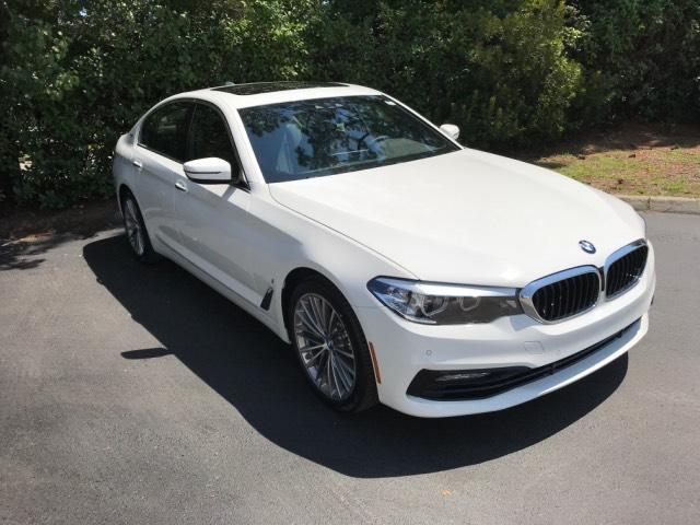 New 2018 BMW 5 Series 530e iPerformance Plug-In Hybrid