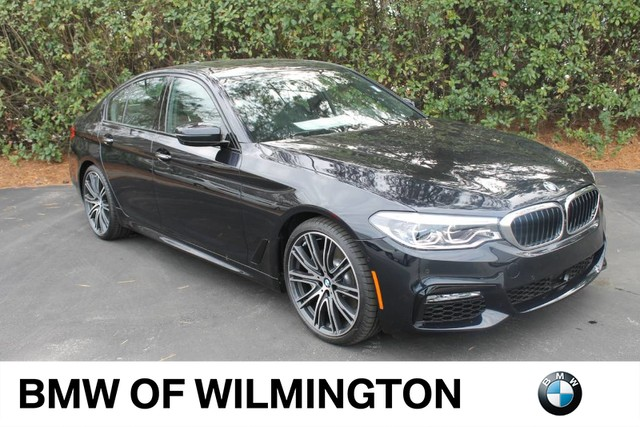 New 2018 Bmw 5 Series 540i 4dr Car In Wilmington C3320