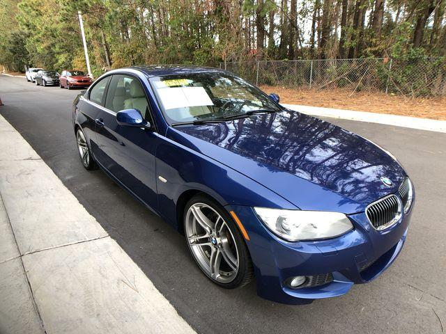 Pre-Owned 2013 BMW 3 Series 2dr Cpe 328i RWD