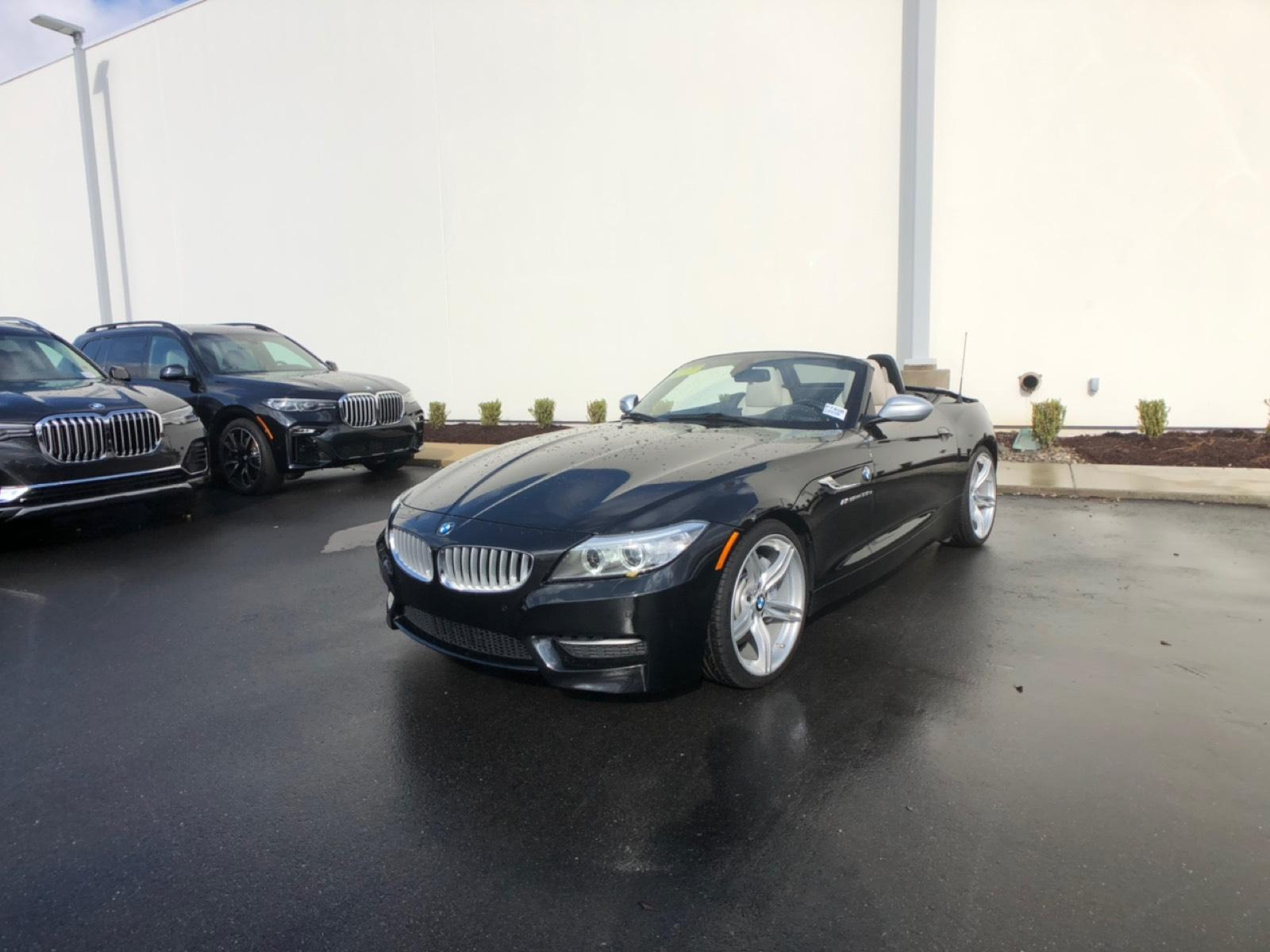 Pre-Owned 2016 Z4 sDrive35is