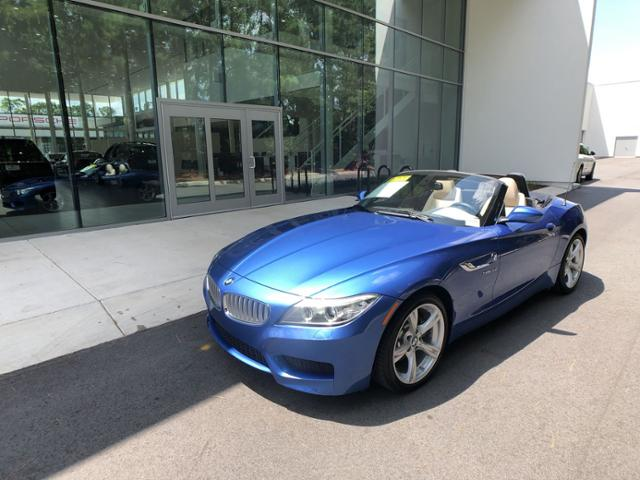 Certified Pre-Owned 2016 BMW Z4 2dr Roadster sDrive35i
