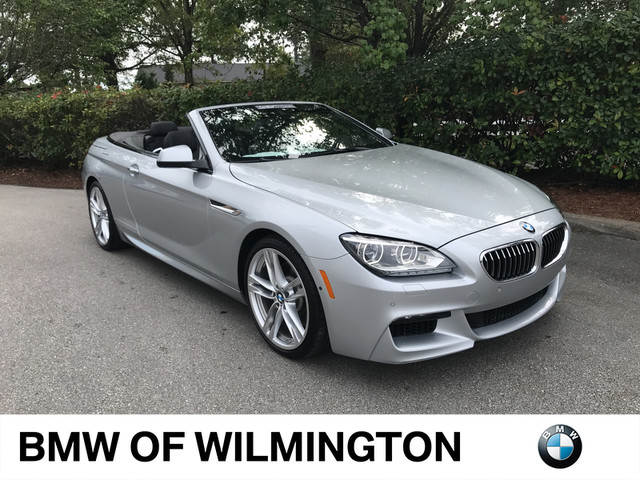 Certified Pre Owned 2015 BMW 6 Series 640i