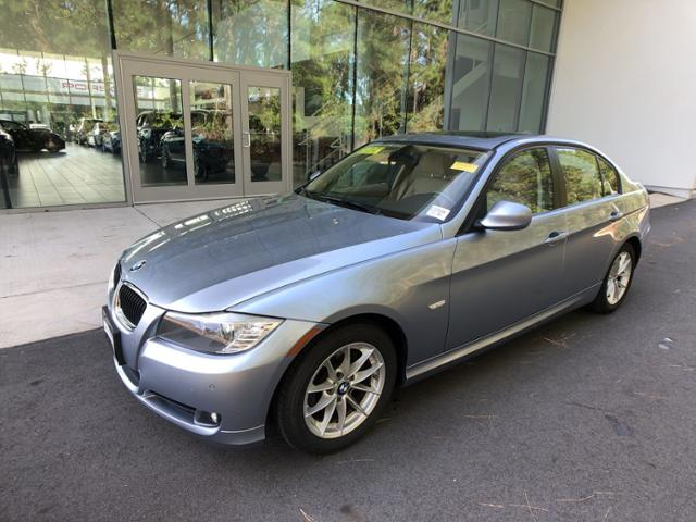 Pre-Owned 2011 BMW 3 Series 4dr Sdn 328i RWD SULEV