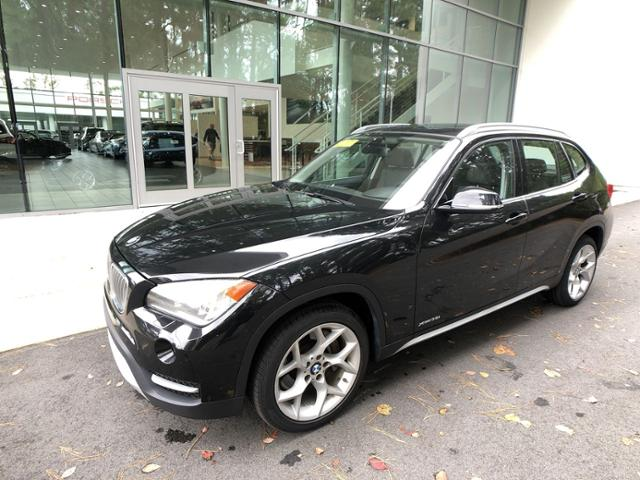 Pre-Owned 2013 BMW X1 AWD 4dr xDrive35i