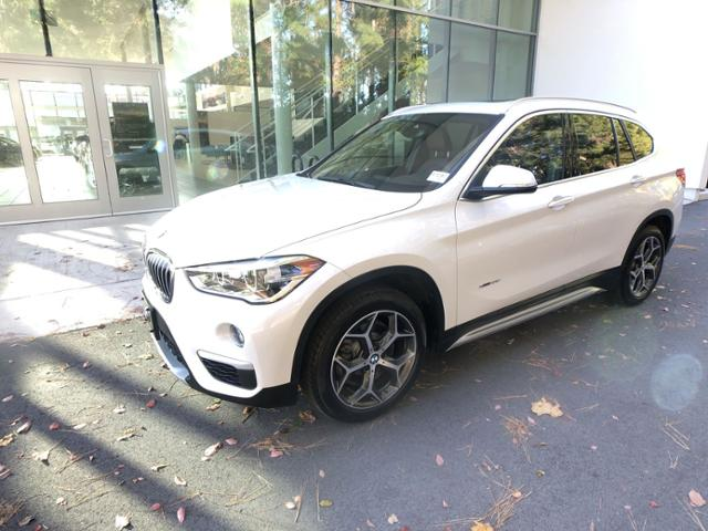 Certified Pre-Owned 2017 X1