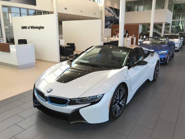 New 2019 Bmw I8 Roadster Convertible In Wilmington C3504 Bmw Of