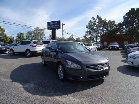 Pre-Owned 2010 Nissan Maxima 3.5 S