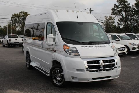 Pre-Owned 2016 Ram ProMaster 1500 Base