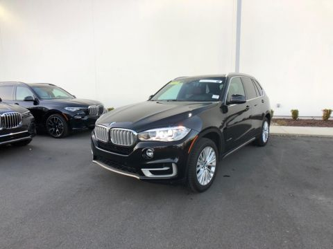 Certified Pre-Owned 2017 BMW X5 xDrive35i SUV