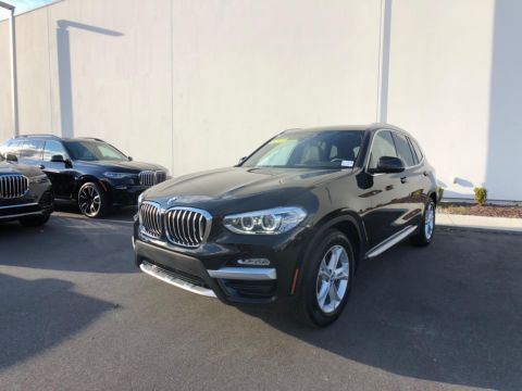 Pre-Owned 2019 BMW X3 sDrive30i SUV
