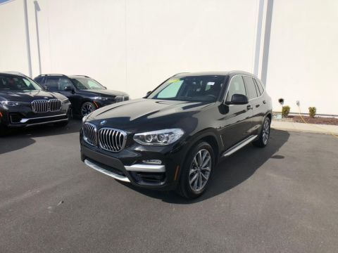 Pre-Owned 2019 BMW X3 xDrive30i SUV