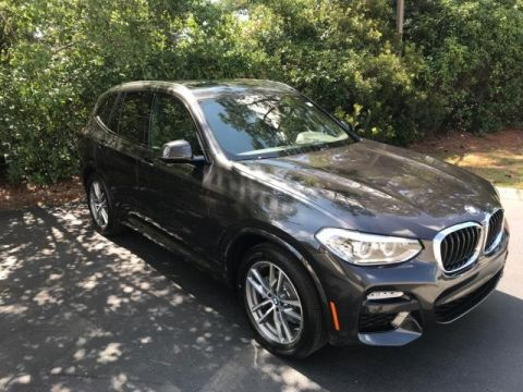 New 2018 BMW X3 xDrive30i Sports Activity Vehicle