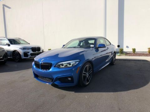 New 2020 BMW 230i Coupe